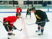 Toronto Adult Ice Hockey Power Skating Classes